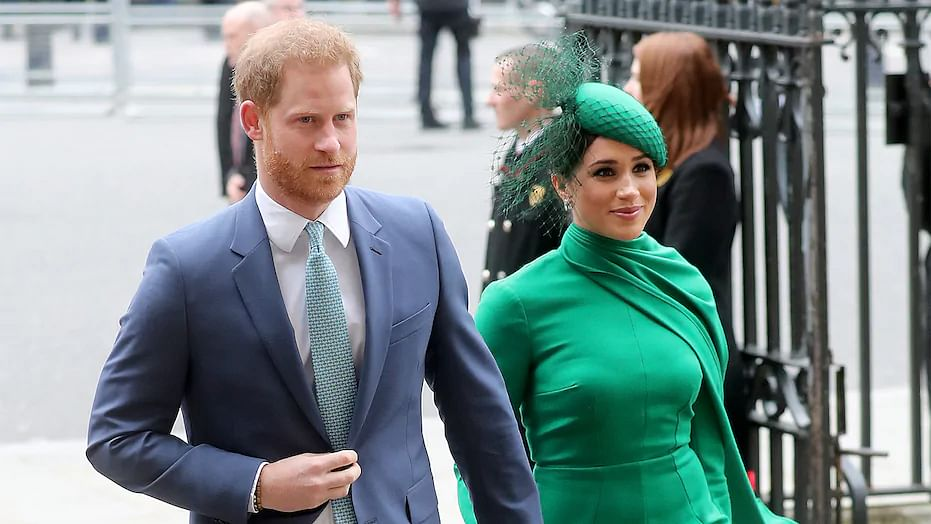 Are Meghan Markle and Prince Harry distant cousins from a long time ago?