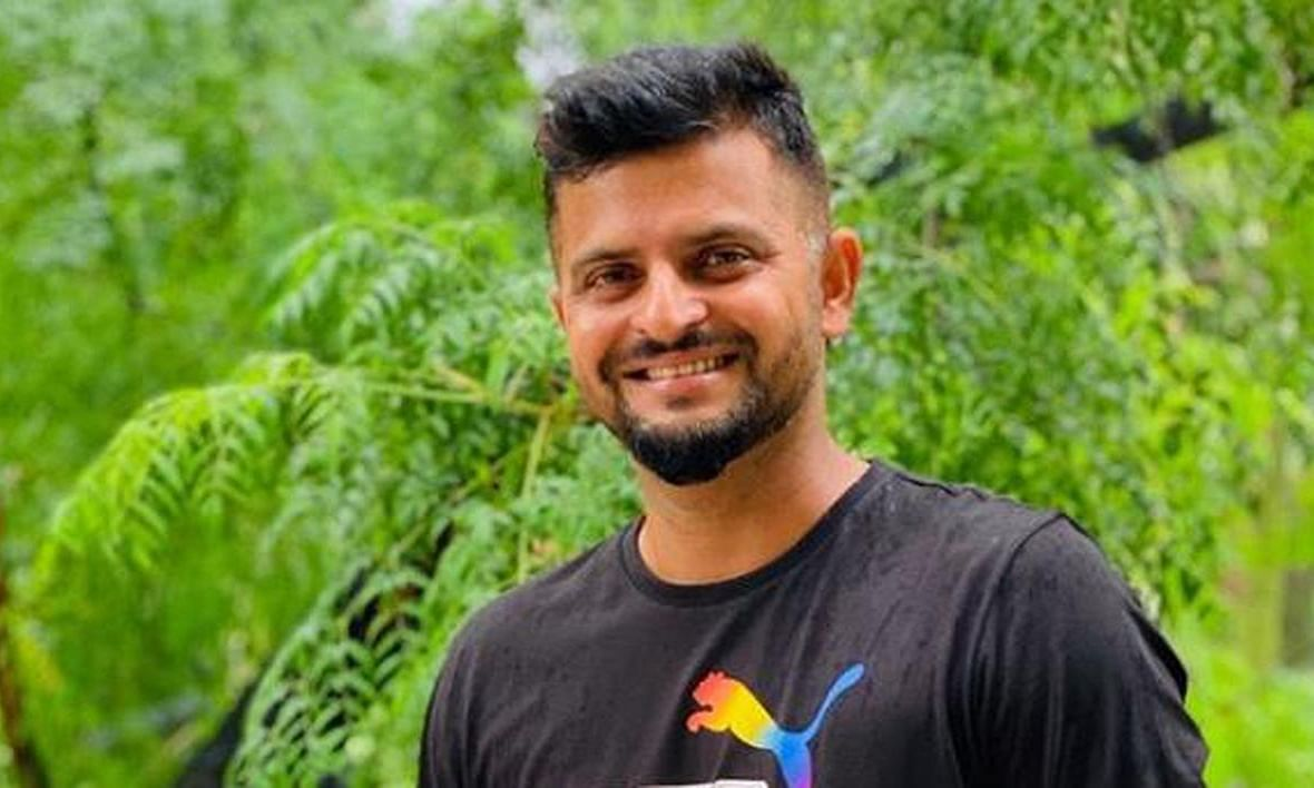 Inside Suresh Raina's Rs 18 Crore mansion in Ghaziabad- surrounded by lush greenery and beautiful balcony