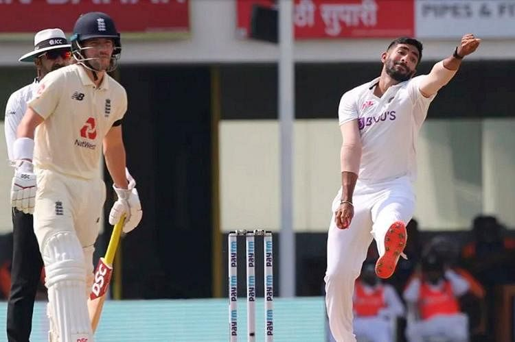 Jasprit Bumrah opted out from fourth test against England