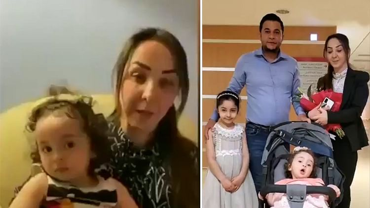 Sheikh Mohammed to cover medical expenses worth Dhs8m of Iraqi girl suffering from rare disease