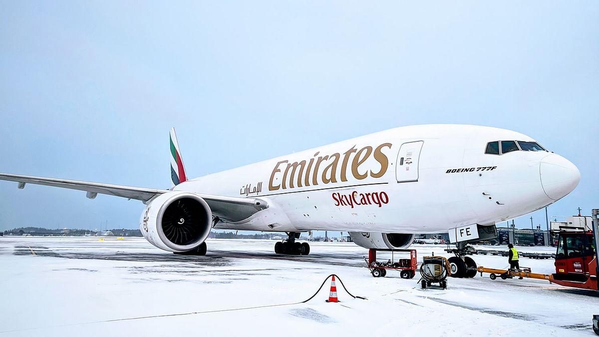 Emirates SkyCargo to work with UNICEF to transport COVID-19 vaccine