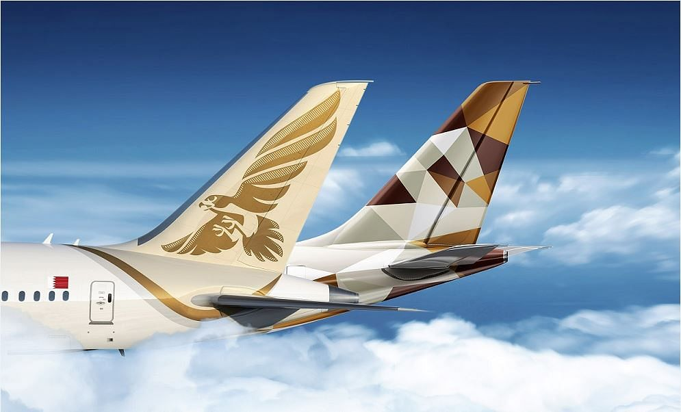 Ethiad and Gulf Air close deal on commercial partnership