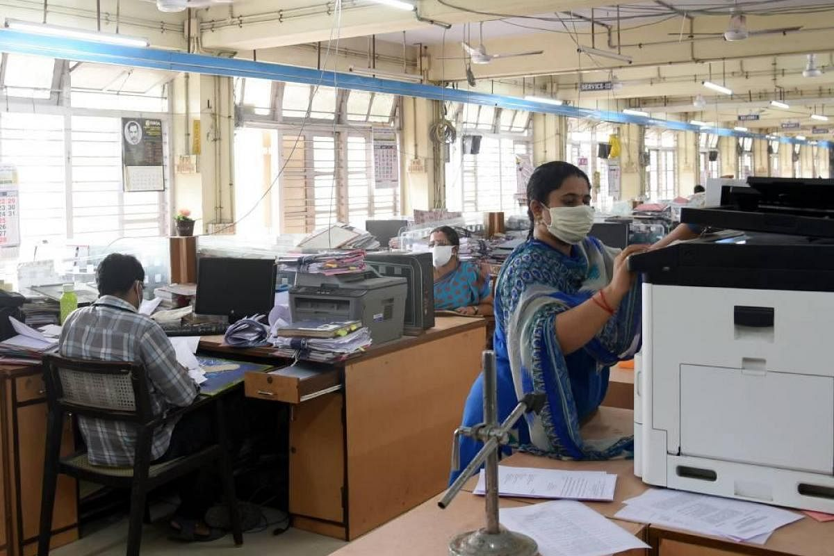 Health Ministry issues new Covid-19 norms as offices resume