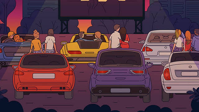 Drive in cinemas to make a comeback in Kuwait amid pandemic