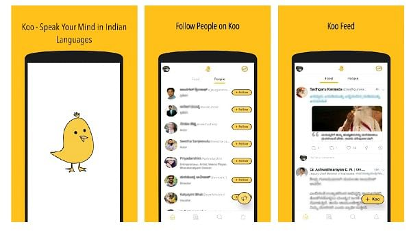 Microblogging app Koo gets 40lakh+ users in no time