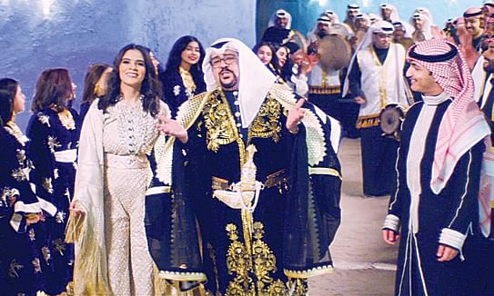 Zain Kuwait launches national day TV commercial with wedding singer