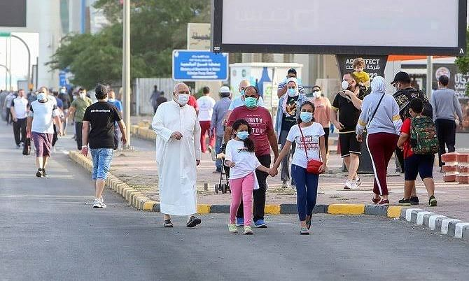 Kuwait | Expats start recieving Covid vaccine