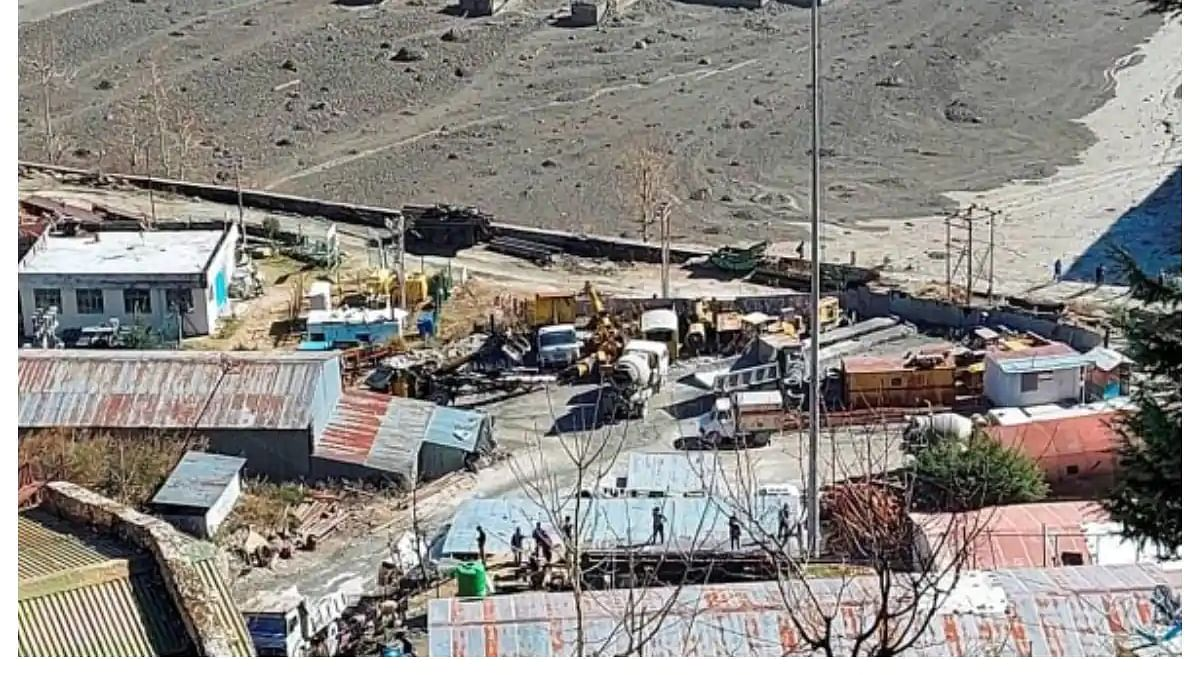 Punishment from heaven? People in Raini Village blame removal of temple for Uttarakhand disaster