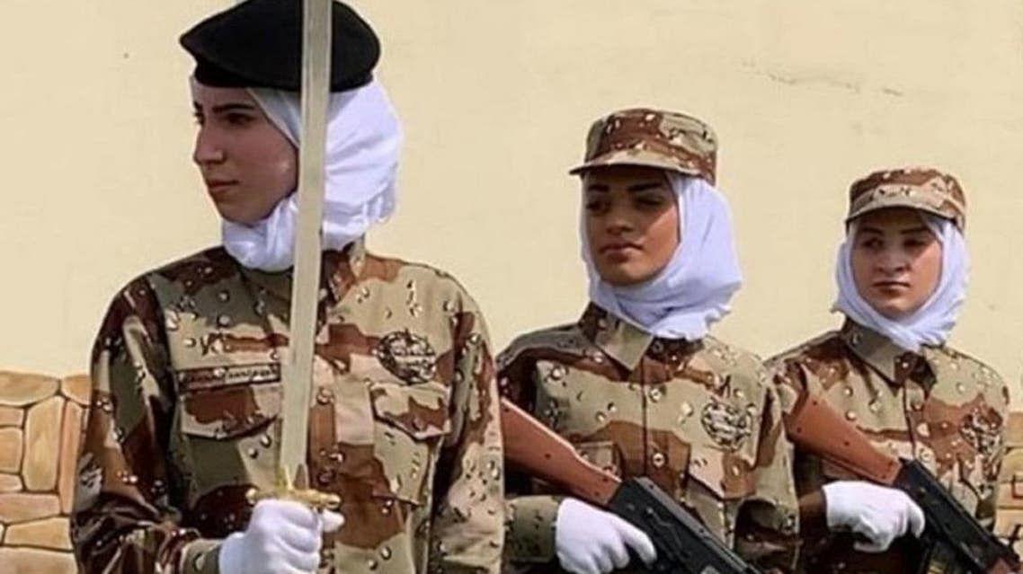 Saudi local Airlines hired 23 Saudi women flight attendants