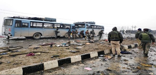Pulwama 2-year Anniversary: Netizens remember sacrifice of 40 CRPF soldiers who were martyred on February 14, 2019
