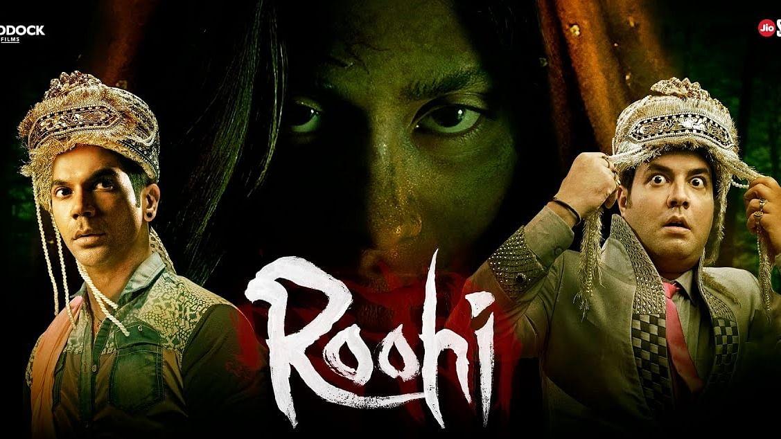 Roohi trailer: Janhvi Kapoor as ghost turns Rajkummar Rao's life in danger