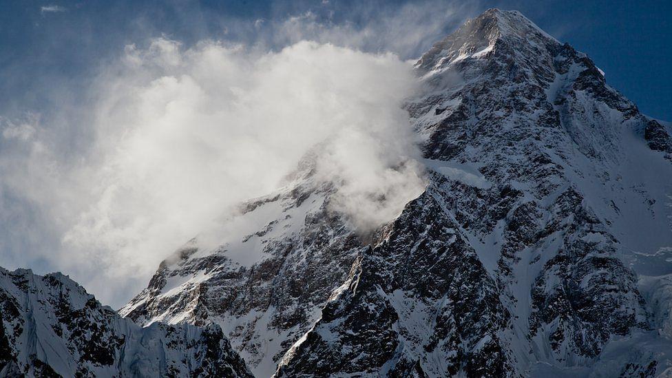 Three climbers missing on Pakistan's K2 mountain declared dead