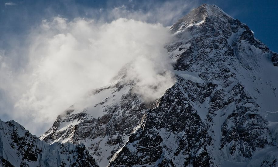 Three climbers missing on Pakistan's K2 mountain declared dead