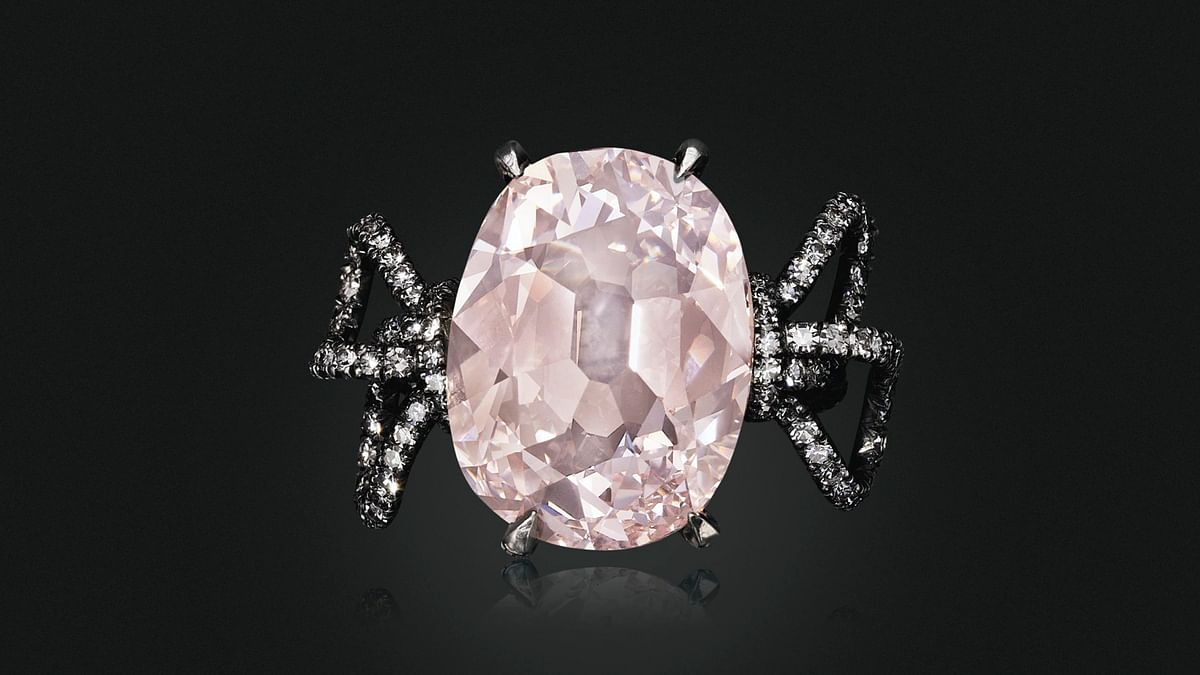 Rare Golconda diamond ready for USA auction; may fetch over 1.5 crores or more