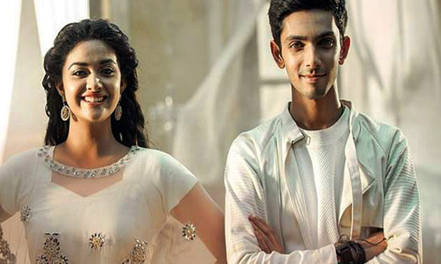 Suresh Kumar busts the viral social media grapevine on Keerthy-Anirudh wedding bells