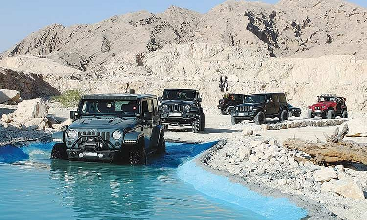 UAE's first off-road adventure park to open in Mleiha soon