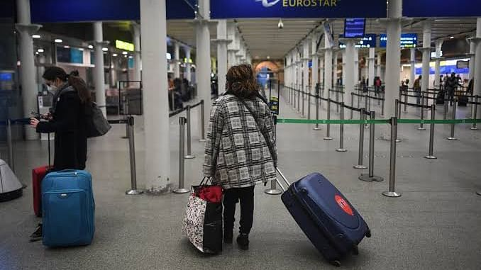 Non-essential international travel banned in UK till mid off May