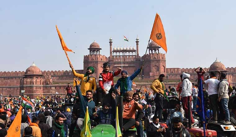 Protesting farmers demand judicial probe into Republic Day violence
