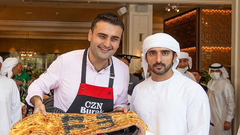 CZN Burak Dubai reopens today after closing due to breach of COVID-19 rules