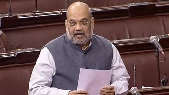 Amit Shah informs parliament : 197 people missing, 20 dead in Uttarakhand floods