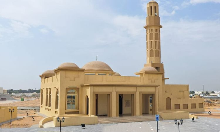 Sharjah opens new mosque with a capacity of 515 worshippers in Al Dhaid