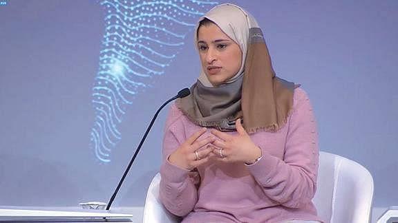 Exemplary Hope Sarah Al Amiri enters TIME's honours list