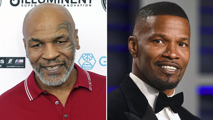 Jamie Foxx to play Mike Tyson in boxer's take on his life
