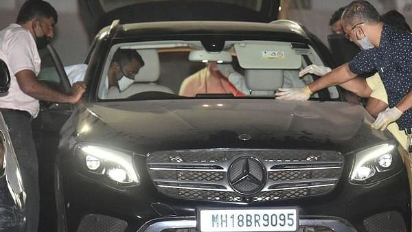 The curious case of five luxury cars linked to Antilia bomb scare mystery