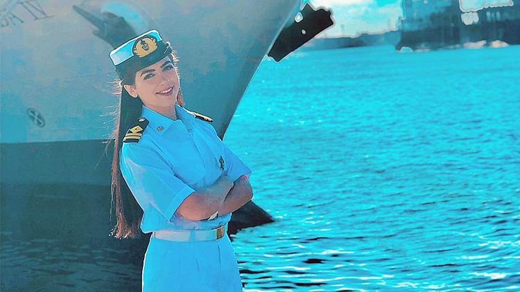 Fake social media posts blame Egypt's first female shipmaster Marwa for blocking Suez Canal