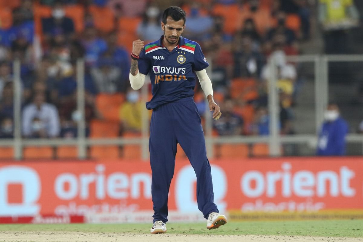 Yuzvendra Chahal became India's highest T20I wicket-taker
