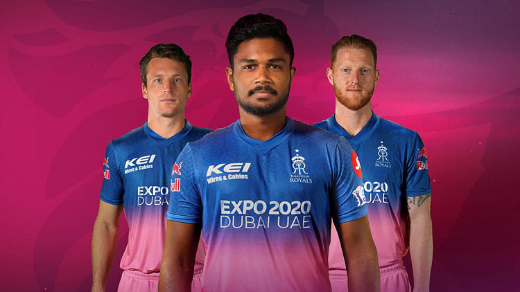 Rajasthan Royals announce Expo 2020 as principal sponsor for IPL's 14th season