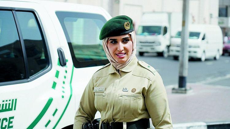 Nouf Khaled Ahli becomes first woman to head Dubai Police station