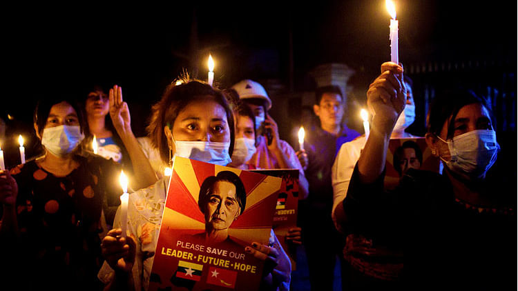 Two more killed in Myanmar as US, allies vow to restore democracy