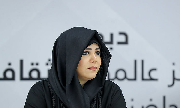 Sheikha Bodour launches her latest book at 12th Sharjah Children's Book Festival