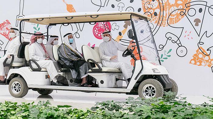 Sharjah Ruler inaugurates 'Rahmania Mall'