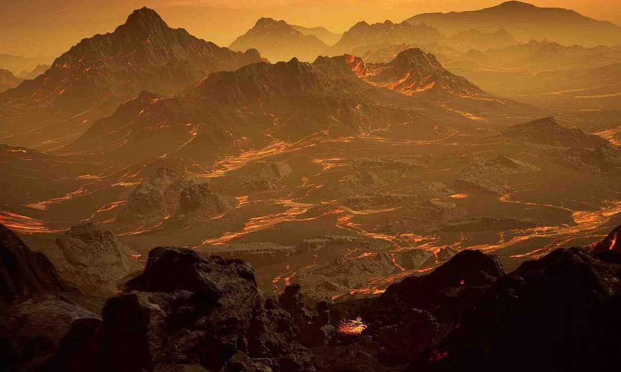 Super Earth Gliese 486b is close to us and has a thin atmosphere, but could it support life?