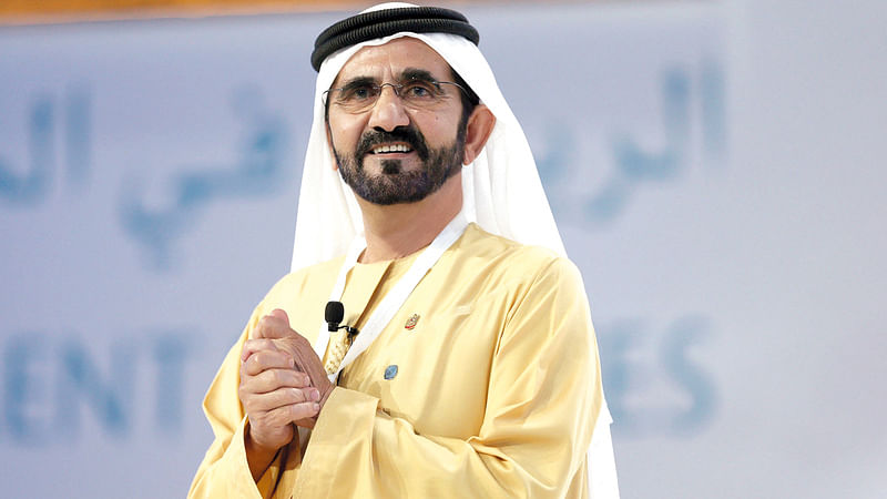 Sheikh Mohammed pays emotional tribute to mothers ahead of Mother's Day