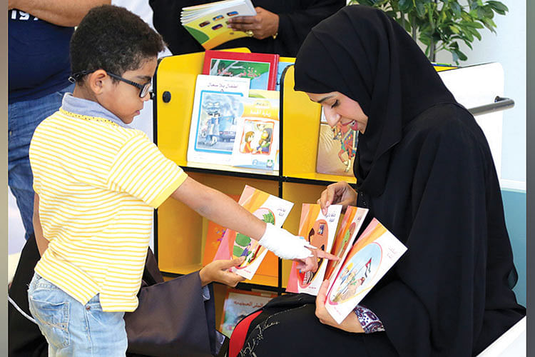 Sharjah Public Library marks Month of Reading by offering 5,000 free books to emirate's café goers