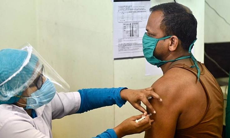 Vaccine for people above 45 years of age from April 1