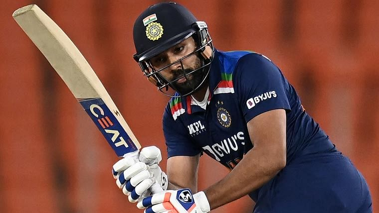 Rohit completes 9,000 runs in T20 cricket; second Indian after Kohli