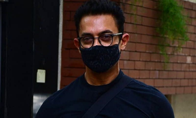 Aamir Khan Contracts COVID-19; In home isolation