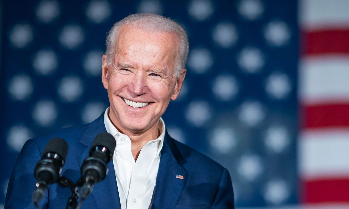 Biden holds first Cabinet meeting a day after proposing infrastructure plan