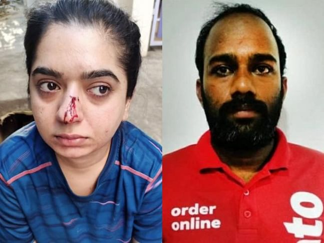 Bengaluru: FIR registered against techie-model for framing Zomato delivery boy