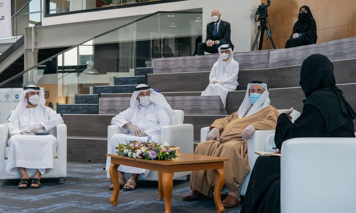 Sultan approves second phase of Sharjah Education Academy