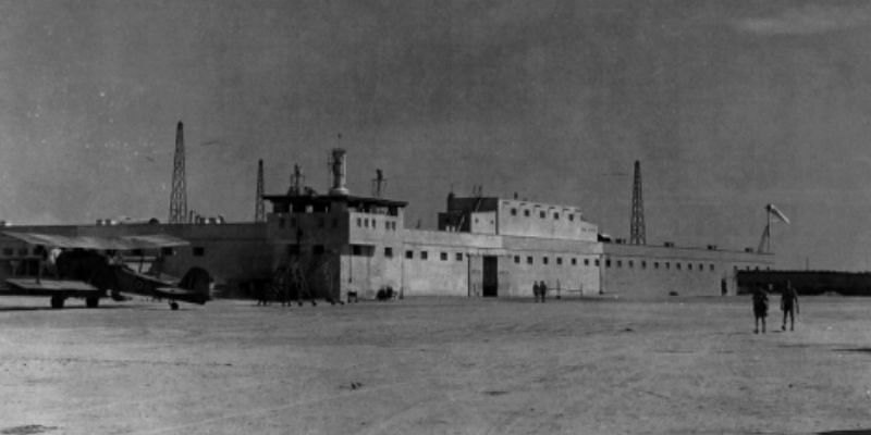 Inside the UAE's first hotel which was built over 80 years ago