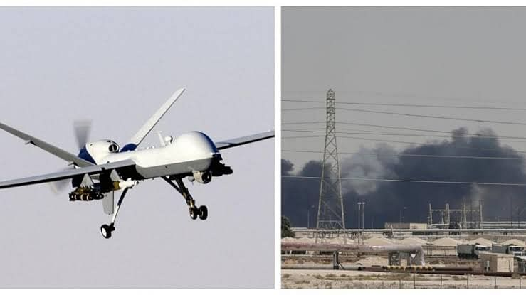 Saudi Arabia: Aramco residential area, major oil port, targeted by drones