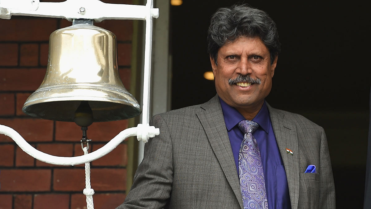 Kapil Dev inducted as Professional Golf Tour of India board member