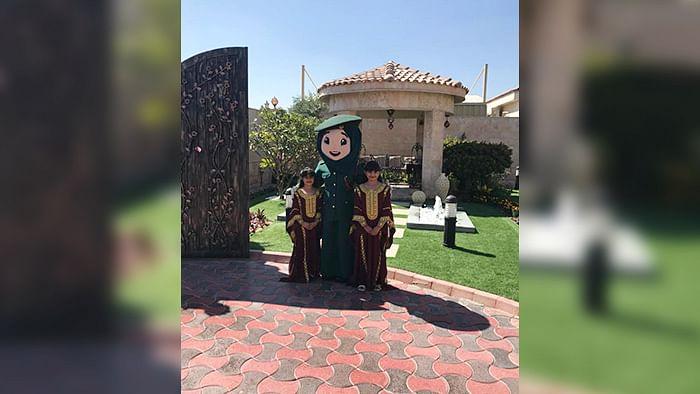 Dubai Police fulfil siblings' dream to ride in Luxury Police Patrol