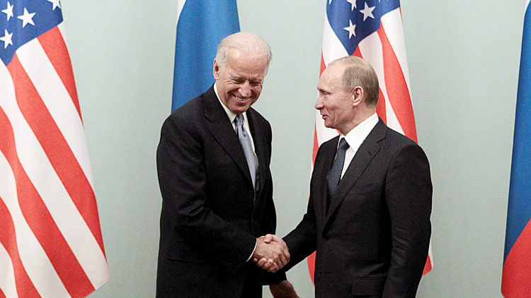 Russia recalls envoy after Biden says 'killer' Putin will 'pay the price'