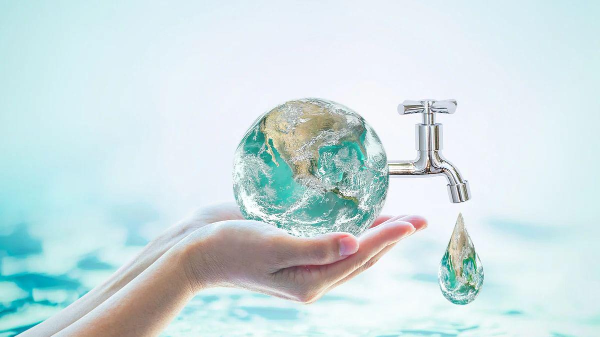 PM Modi launches 'Catch the Rain' campaign on World Water Day